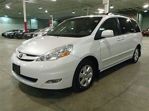 2008 Toyota Sienna LE (LEATHER, DVD) **FREE WINTER TIRES & RIMS*