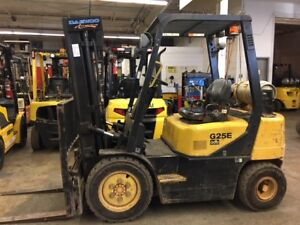 Used 5000lb Forklift w/ Safety Inspection