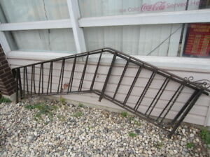 2 SETS OF STEP RAILINGS ($95.00 EACH)