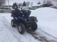 Yamaha Grizzly 660 2004
