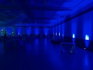 Wedding Event Lighting and Uplighting Services Disc Jockey Windsor Region Ontario image 4