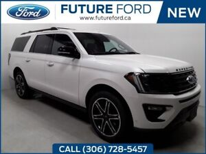 2019 Ford Expedition LIMITED MAX | FULLY LOADED | ENHANCED PARK