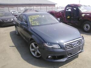 AUDI A4 (2009/ 2011 FOR PARTS PARTS ONLY)