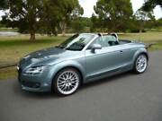 2008 Audi TT  Roadster Randwick Eastern Suburbs Preview