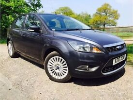 **FINANCE AVAILABLE** *FINANCE SPECIALISTS* 2010 10 FORD FOCUS 1.6 TITANIUM 5d 100 BHP