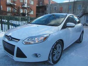 2012 FORD FOCUS SEL/4 Cylinde2.0L FINANCEMENT MAISON $46 SEMAINE