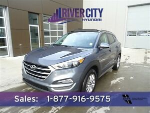 2017 Hyundai Tucson AWD SE Leather,  Back-up Cam,  Bluetooth,  A