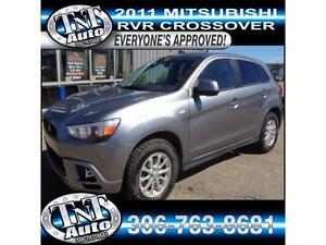 2011 Mitsubishi RVR - GOOD, BAD OR NO CREDIT - YOU'RE APPROVED!