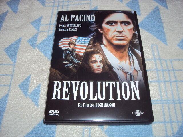 Revolution (2006)  DVD Al Pacino