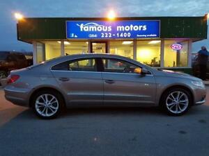 2012 Volkswagen Passat CC Sportline/FULLY LOADED/LEATHER!!