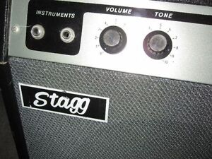 Vintage 70's Stagg Amp in Great Shape, Working London Ontario image 2