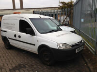 vauxhall combo 1.3cdti breaking for parts.