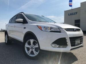 2014 Ford Escape SE 4x4 with Navigation