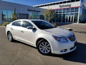 2013 Buick LaCrosse Navi, Backup Cam, Leather Heated Seats, Pano