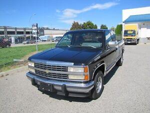 1993 Chevrolet Silverado 1500 Ext. Cab 6.5-ft. Bed 2WD