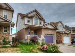 Immaculate 3 bedroom, 3 bath, single detached home Avail Dec.17!