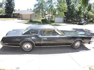 73 Lincoln Continental Mk IV    2 Door Coupe