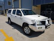 2010 Toyota Hilux KUN26R 09 Upgrade SR (4x4) 5 Speed Manual Dual Cab Pick-up Moorebank Liverpool Area Preview