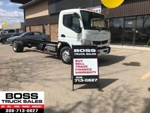 2013 Mitsubishi Fuso Cab And Chassis Diesel!!