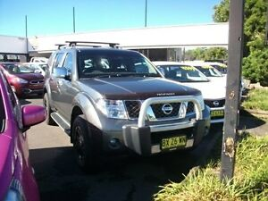 2008 Nissan Pathfinder R51 MY08 ST-L Grey 6 Speed Manual Wagon South Grafton Clarence Valley Preview
