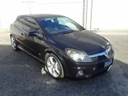 2006 Holden Astra AH MY06.5 SRI Turbo Black 6 Speed Manual Coupe Bundoora Banyule Area Preview