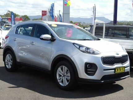 2017 Kia Sportage QL MY18 Si 2WD Silver 6 Speed Sports Automatic Wagon Albion Park Rail Shellharbour Area Preview
