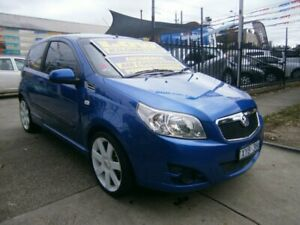 2010 Holden Barina TK MY10 4 Speed Automatic Hatchback Preston Darebin Area Preview