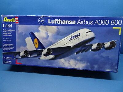 """Gebraucht, 1/144 Revell ( 2005): Airbus A-380-800  """" Lufthansa """" gebraucht kaufen  Deutschland"""