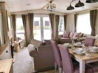 2 BEDROOM LUXURY 14FT WIDE STATIC CARAVAN FOR SALE IN THE LAKES, ABI, RESIDENTIAL SPEC, OWNERS ONLY