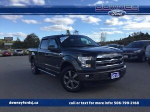 2015 Ford F-150 Lariat 500A Navigation Leather Htd and Cooled Se