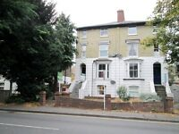 VANSTONES TO LET: Smart 1 bed flat in elegant period house in convenient location
