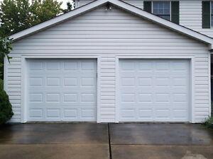 New Garage Doors For Sale