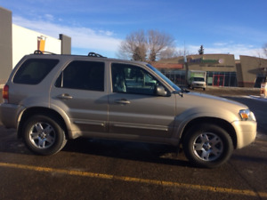2007 Ford Escape Limited SUV, Crossover