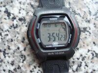 Retro Casio Watch.