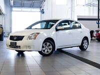 2008 Nissan Sentra 2.0S with Value Option Package