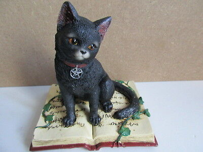 NEW  ECLIPSE CAT MYSTIC WITCHES  CATS OF THE COVEN BOXED  NEMESIS NOW