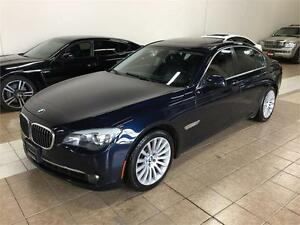 2012 BMW 750i xDRIVE*NAVI*CAMERA*NO ACCIDENTS*BMW EXT WARRANTY