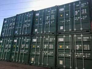 SEA (SHIPPING) CONTAINER 20FT GP NEW BUILD Midland Swan Area Preview