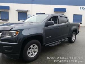 2017 Chevrolet Colorado 2WD EXT. CAB only 12,300 km GRAY