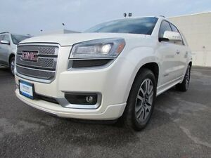 2013 GMC Acadia Denali $245 bi-weekly for 72 months