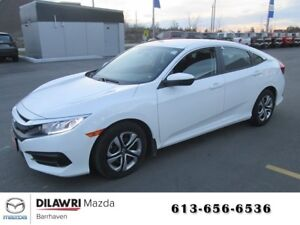 2017 Honda Civic LX *FULLY EQUIPPED*19KM ONLY!!