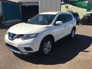 2015 Nissan X-Trail T32 TS (FWD) White Continuous Variable Wagon Berrimah Darwin City Preview