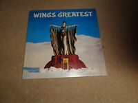 Wings - Greatest Hits (With Poster) - PCTC 256