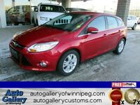 2012 Ford Focus SEL Hatch *25,000kms