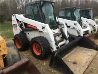 2009 BOBCAT S220 SKID STEER LOADER