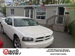 2009 Dodge Charger Rear-wheel Drive Sedan