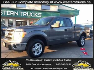 2014 Ford F-150 SuperCab 4x4 ~ 5.0L V8 ~ Tow Package $88 wkly