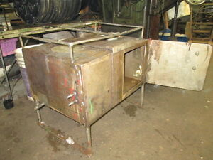 SS Stove with oven