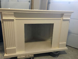 Brand NEW Corner fireplace