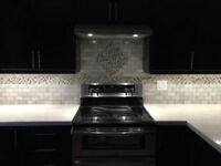 Professional Kitchen/Bathroom Backsplash Tile Install - $199
